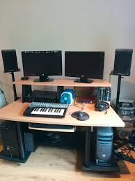 Music Studio Desks by Studio Desk For Sale 9 Fascinating Ideas On Music Studio Recording