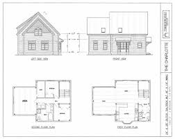 the charlotte timber frame house plan