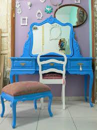 Shabby Chic Vanity Chair Ateliando Customização De Móveis Antigos Galeria Penteadeiras