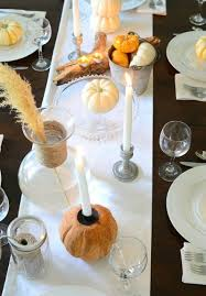 24 vintage and shabby chic thanksgiving décor ideas digsdigs