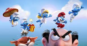 smurfs cartoon film splash china 1 chinadaily cn
