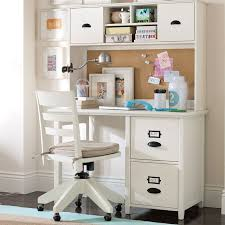 Small Desk With Hutch Chatham Small File Desk Hutch Pbteen