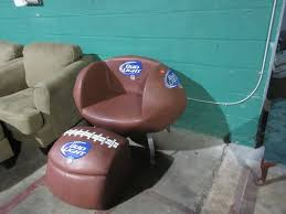 football chair with cooler footstool furniture home by dealer