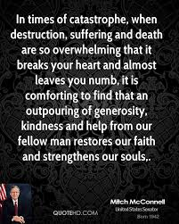 quote generosity kindness mitch mcconnell faith quotes quotehd