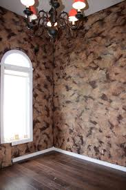 How To Paint Over Dark Walls by Crazy Venetian Plaster Finish I Came Up With Dark Base Color
