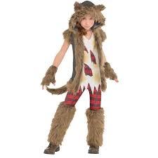 Werewolf Costume Brown Werewolf Costume