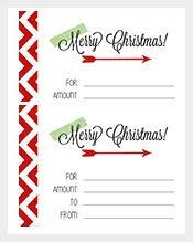 138 gift certificate templates u2013 free sample example format
