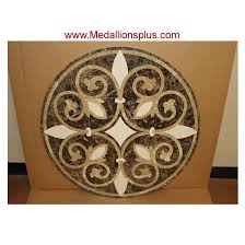 waterjet medallion design 105 medallionsplus com floor