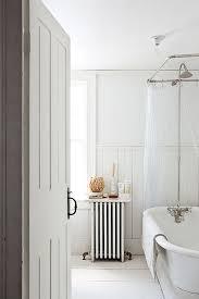 White Bathroom Shelves - 24 cool shelf ideas to embrace your radiator shelterness