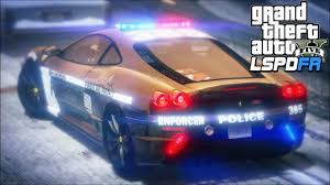 police ferrari gta 5 lspdfr ep318 ferrari f430 police pursuits youtube