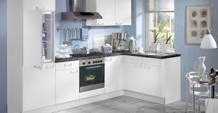 cuisine en blanc cuisine blanc et bleu photo 23 25 c est lumineux et pas trop