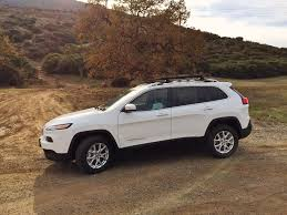 2016 jeep cherokee sport lifted jeep cherokee kl 2014 current slimline ii roof rack kit by