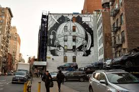 gucci unveils outdoor mural in new york wwd