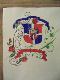 Domenican Flag Dominican Flag Tattoo Designs Group 77