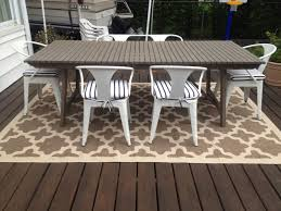Outdoor Rugs At Lowes Floor Brown Wooden Deck Design Ideas With Outdoor Rugs Lowes Also