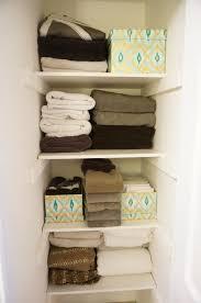 how to organize your linen closet like a pro u2014 simplicity home