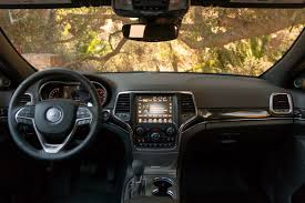 jeep forward control interior 2017 jeep grand cherokee our review cars com