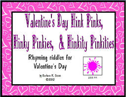 it s about time teachers s day hink pinks freebie