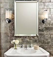 mirror tile backsplash kitchen best 25 antiqued mirror ideas on distressed mirror
