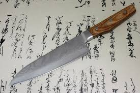 japanese damascus kitchen knives mart linya japanese damascus kitchen sushi chef knife un ryu