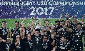 The Winner Of New Zealand by France Confirmed As Host For 2018 World Rugby U20 Championship