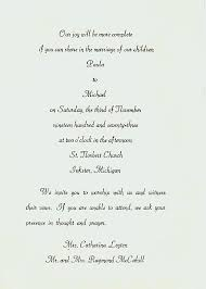 wedding invitation letter template best of wedding invitation