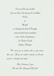 wedding invitation letter template best of wedding invitation