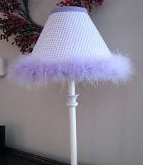 ostrich feather l shade lavender l shade satin drum spider check out the chevron cobia
