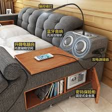 sgd893 13 massage bed tatami bed fabric bed double bed storage