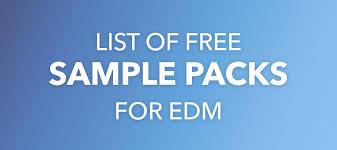 30 free edm sample packs loops presets samples