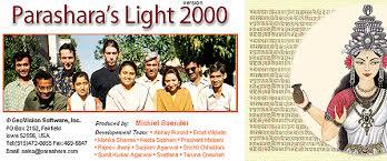 Parashara Light Parashara Light 2000 Eng программа по ведической астрологии