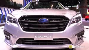 subaru liberty 2017 2018 subaru legacy exterior and interior walkaround 2017