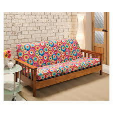decorating madison industries tie dye jersey full futon cover for