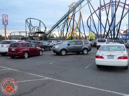 Six Flags Parking 2016 Trip Report At Six Flags Great Adventure