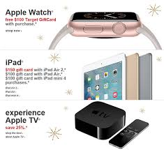 target free gift cards for black friday apple products top most popular black friday 2015 deals list at
