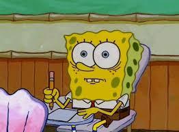 Spongebob Meme Pictures - spongebob reaction blank template imgflip