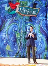 mermaid ariel u0027s undersea adventure opens disney
