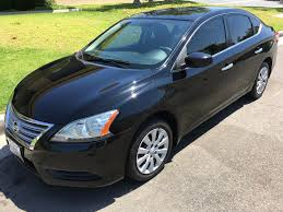 blue nissan sentra 2013 nissan sentra sv u2013 no accident u2013 1 owner orange county used