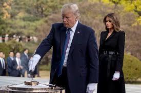the latest trump xi having tea at start of china visit 1310 news