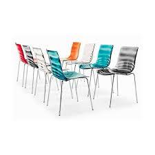 chaises cuisine design chaise plexiglas finest chaise en plexi avec chaises cuisine fly