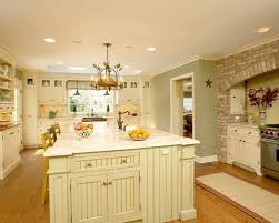 country kitchen painting ideas traditional white country kitchen painted color all the