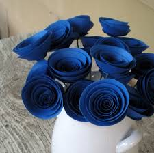 wedding colors royal blue and blue sapphire