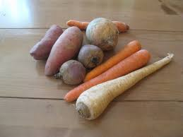 A Root Vegetable - roasted root vegetables perfect for thanksgiving vegan