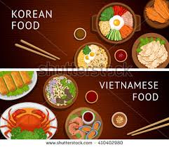 web cuisine set horizontal web banners เวกเตอร สต อก 410402980