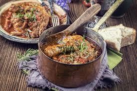 cuisine poulet basquaise recette poulet basquaise au jambon de bayonne
