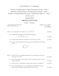 What Is A Truth Table Decoder Digital Systems Exam Docsity