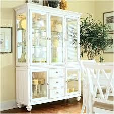 buffet cabinet with glass doors buffet cabinet white yurui me