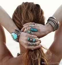 gemstones rings images Fashion gemstones rings blue gemstone multi designs natural jpg