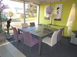 Table En Verre Avec Rallonges by Les Tables En Ceramique Exodia Home Design Tables Ceramique