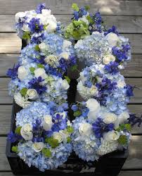 blue flowers for wedding 650 best blue wedding flowers images on bridal